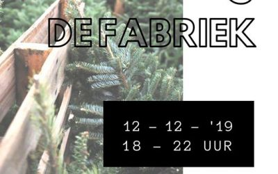 12/11 Kerst Day at De Fabryk
