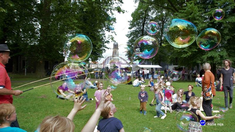 Eerstvolgende fair waarschijnlijk in het weekend van 19 september