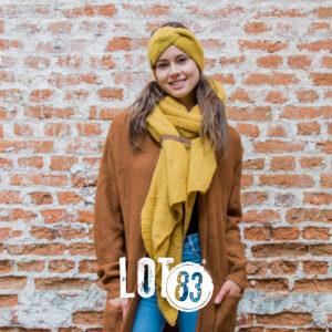 Lot 83 shawls online bij Vijf voor Vijf